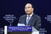 Phát biểu của Thủ tướng tại phiên khai mạc WEF ASEAN 2018