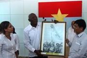 Trưng bày ảnh kỷ niệm 45 năm lãnh tụ Fidel Castro thăm Quảng Trị