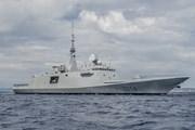 Nga phát hiện tàu chiến Pháp bắn tên lửa ngoài khơi Syria