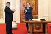 Thượng đỉnh liên Triều: Ký kết thỏa thuận quân sự toàn diện