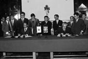45 năm thiết lập quan hệ Việt-Nhật Bản: Những hình ảnh khó quên