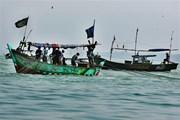 Những kẻ bắt cóc ngư dân Indonesia đòi 1 triệu USD tiền chuộc