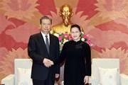 Củng cố quan hệ Đối tác hợp tác chiến lược toàn diện Việt-Trung