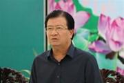 Phó Thủ tướng Trịnh Đình Dũng làm Chủ tịch Hội đồng Quy hoạch quốc gia