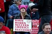 Bang đầu tiên ở Mỹ luật hóa vai trò lãnh đạo của nữ giới