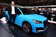 Triển lãm ôtô Paris 2018 vắng bóng xe động cơ diesel