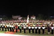 Hàng nghìn du khách dự khai mạc Tuần Văn hóa-Du lịch Mường Lò 2018