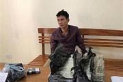 Nghệ An: Bắt hai đối tượng vận chuyển trái phép 30 bánh heroin