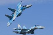 Ukraine: Rơi máy bay quân sự Su-27 khi đang huấn luyện