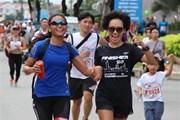 Đại sứ tham gia chạy bộ gây quỹ từ thiện BBGV Charity Fun Run 2018