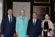 Thủ tướng tham dự các sự kiện trong khuôn khổ Hội nghị Cấp cao P4G