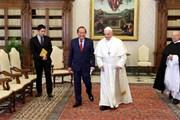 Phó Thủ tướng thường trực Trương Hòa Bình thăm Tòa thánh Vatican