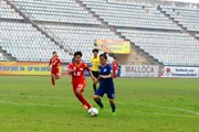 U19 nữ Việt Nam quyết tâm vượt qua vòng loại thứ nhất
