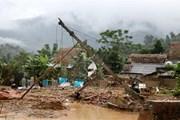 Mưa lớn cục bộ gây nhiều thiệt hại tại Lào Cai và Hà Giang