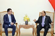 Việt Nam-Romania đặt mục tiêu kim ngạch hai chiều đạt 500 triệu USD