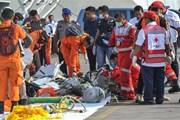 Điện thăm hỏi về việc rơi máy bay của hãng hàng không Lion Air