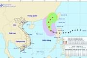 Từ ngày 2-3/11, bão số 7 sẽ suy yếu dần thành áp thấp nhiệt đới