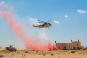 """Tập trận quân sự đa quốc gia """"Lá chắn Arab 1"""" tại Ai Cập"""