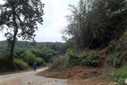 Vì sao chậm tiến độ khắc phục sụt trượt tại Quốc lộ 217 qua Thanh Hóa?