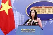 Bộ Ngoại giao: Trung Quốc xâm phạm nghiêm trọng chủ quyền của Việt Nam