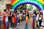 Lễ hội Hà Nội Pride 2018 sôi động và đầy ắp màu sắc
