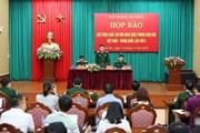 Giao lưu hữu nghị Quốc phòng biên giới Việt-Trung diễn ra từ 19-21/11