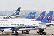 """China Southern dự kiến """"chia tay"""" liên minh SkyTeam vào 2019"""