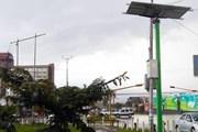 Costa Rica áp dụng hệ thống đèn giao thông năng lượng mặt trời