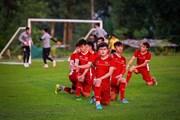 Đại sứ Việt Nam tại Myanmar thăm, khích lệ đội tuyển trước trận đấu