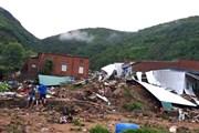 Tiếp tục tìm kiếm người mất tích còn lại do mưa lũ lớn tại Khánh Hòa