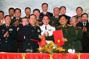 Tọa đàm Giao lưu hữu nghị Quốc phòng biên giới Việt-Trung