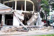 Lãnh đạo TP.HCM thăm học sinh bị tai nạn trong vụ sập giàn giáo
