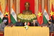 Tuyên bố chung nhân chuyến thăm cấp Nhà nước của Tổng thống Ấn Độ