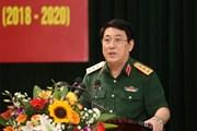 Đoàn Cán bộ chính trị cấp cao QĐND Việt Nam thăm chính thức Cuba