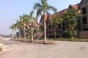 Xử lý kết luận thanh tra dự án khu chung cư, biệt thự Quang Minh