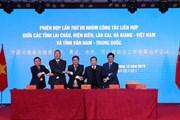 Tăng hợp tác giữa 4 tỉnh biên giới của Việt Nam và tỉnh Vân Nam