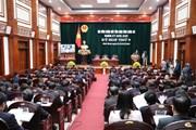 Ninh Bình lấy phiếu tín nhiệm đối với 27 người do HĐND bầu