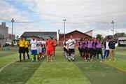 Thanh niên Việt Nam-Campuchia giao lưu thể thao hữu nghị