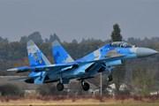 Một máy bay Su-27 của Ukraine bị rơi khiến phi công thiệt mạng