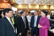 Chủ tịch Quốc hội dự Kỳ họp thứ 9, HĐND thành phố Đà Nẵng Khóa IX