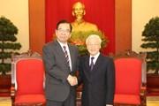 Tổng Bí thư, Chủ tịch nước tiếp Đoàn đại biểu Đảng Cộng sản Nhật Bản