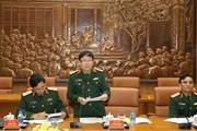 Thường vụ Quân ủy TW làm việc với Tập đoàn Viễn thông Quân đội