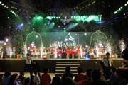 Khúc Jingle Bell an lành ngân vang khắp các khu đô thị Vinhomes