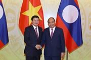 Tạo động lực mới, đưa hợp tác Việt-Lào ngày càng thực chất, hiệu quả