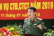 Hội nghị cán bộ chính trị toàn quân triển khai nhiệm vụ công tác Đảng
