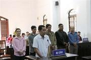 Xét xử 6 bị cáo trong vụ án hủy hoại rừng xảy ra tại huyện Đắk G'Long