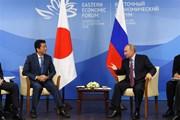 Nga-Nhật chưa thiết lập được quan hệ đối tác trên trường quốc tế