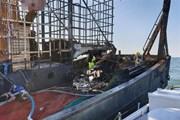 Một thuyền viên Việt Nam thiệt mạng trong vụ cháy tàu cá Hàn Quốc
