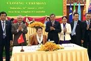 Chủ tịch Quốc hội Việt Nam kết thúc tốt đẹp chuyến tham dự APPF-27