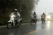 Từ ngày 21/1, Bắc Bộ có rét đậm, rét hại, Trung Bộ mưa to